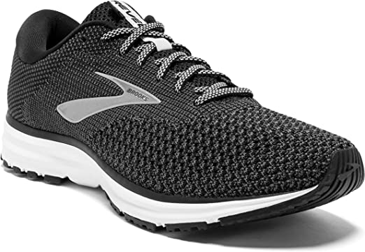 39 New Brooks Ghost 10 Men/'s Size 8.5 14 Black//Silver Athletic Running Shoes
