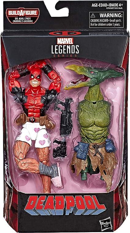 """Marvel Legends Deadpool Boxers Sauron 6/"""" Figure"""