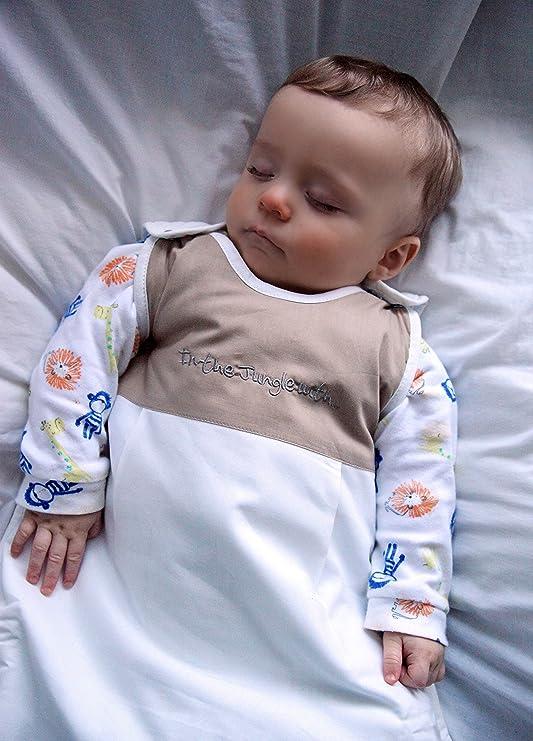 Bebé de Verano Saco de dormir 1 Tog - jirafa, 70cm/ 0-6 meses: Amazon.es: Bebé