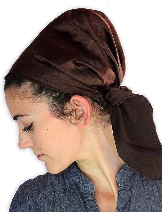 Sinar Tichel Scarves Head Wrap Hair Covering Headcovering Bandana Chemo Cool