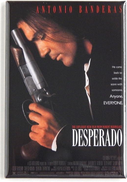 Amazon Com Desperado Movie Poster Fridge Magnet 2 X 3 Inches Kitchen Dining