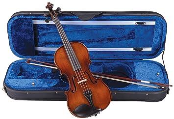 Antoni Premiere - Funda para violín 4/4: Amazon.es ...