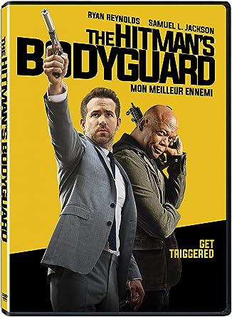 The Hitman S Bodyguard Bilingual Amazon Ca Ryan Reynolds Samuel L Jackson Gary Oldman Salma Hayek The Hitman S Bodyguard Patrick Hughes Dvd