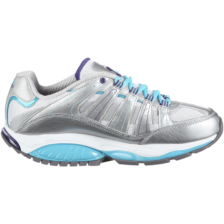 Skechers Kinetix - Zapatillas tonificadoras para mujer, Plateado, 37: Amazon.es: Zapatos y complementos