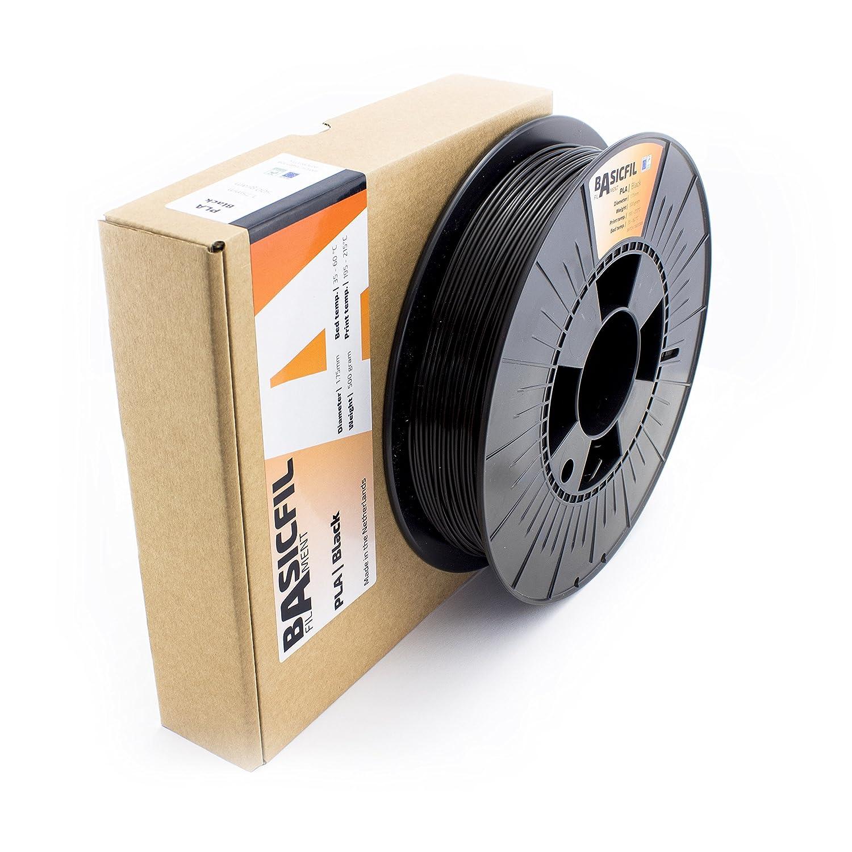 500 gr 3D printing filament BASICFIL PLA 1.75mm Blue
