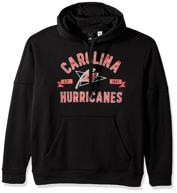 adidas NHL Mens Misconduct Team Issue Fleece Pullover Hood