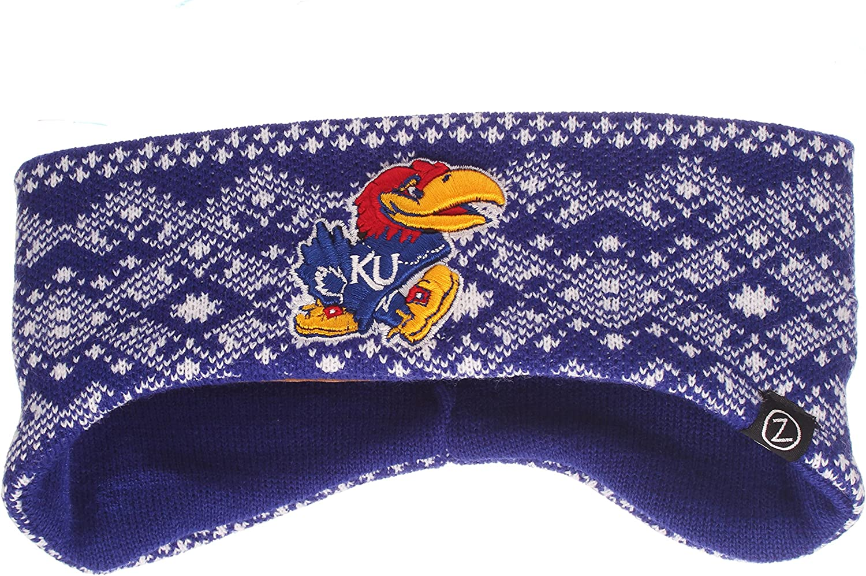NCAA Zephyr Womens Frost Bite Knit Headband