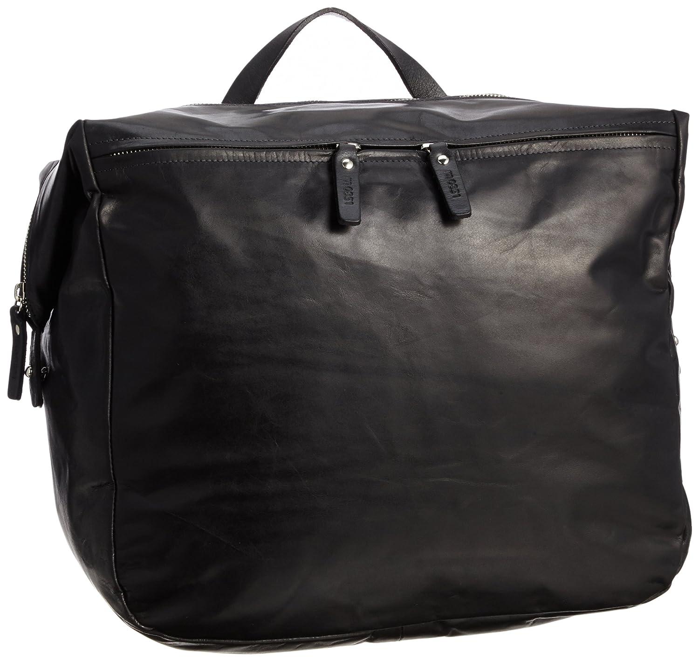 [エムゼロエイトファイブワン] 2WAY リュック Folded Corner Backpack 756036 B00JJBF99Sブラック