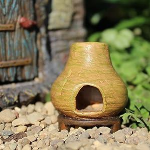 Miniature Fairy Garden Chiminea
