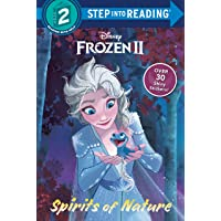 Frozen 2: Spirits of Nature, Step Into Reading, Step 2