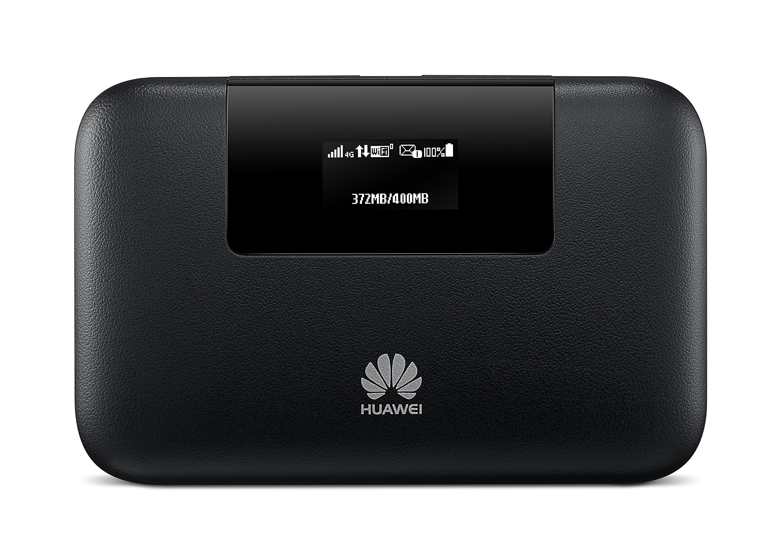Huawei E5770s-320 150 Mbps 4G LTE Mobile WiFi Hotspot(4G LTE in Europe, Asia, Middle East, Africa & 3G globally, 20 hour) (Black) by Huawei