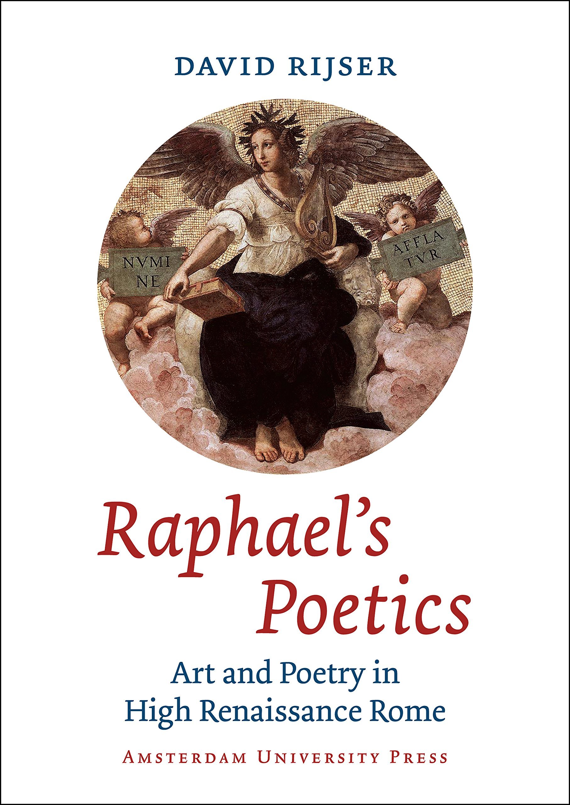 Download Raphael's Poetics: Art and Poetry in High Renaissance Rome pdf epub