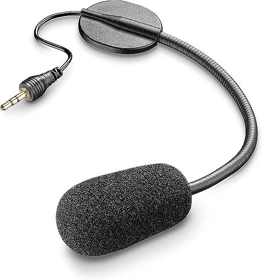 Cellularline Micboomsp Mikrofon Mit Hals Endstück Aus Elektronik