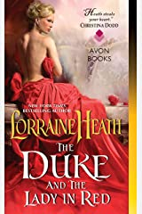 The Duke and the Lady in Red (Scandalous Gentlemen of St. James Book 3)