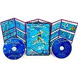 WaterGym Weight Loss & Strengthening Water Aerobics DVD / Music CD / Waterproof Card