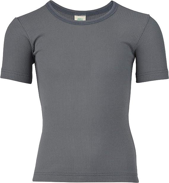 Engel Natur - Camiseta interior de manga corta para niño, 100% algodón orgánico, con aguja: Amazon.es: Ropa y accesorios