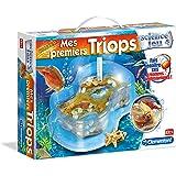 Clementoni - A1503087 -  Mes Premiers Triops - Jeu Scientifique