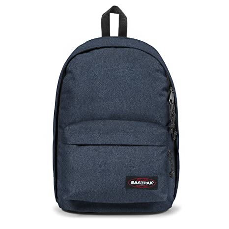 Eastpak Back To Wyoming Mochila, 43 cm, 27 L, Azul (Double Denim)