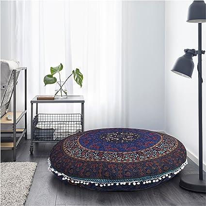 Large Decorative Floor Pillows
