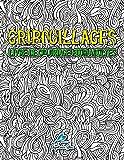 Griboullages: Livre De Coloriage Pour Adultes