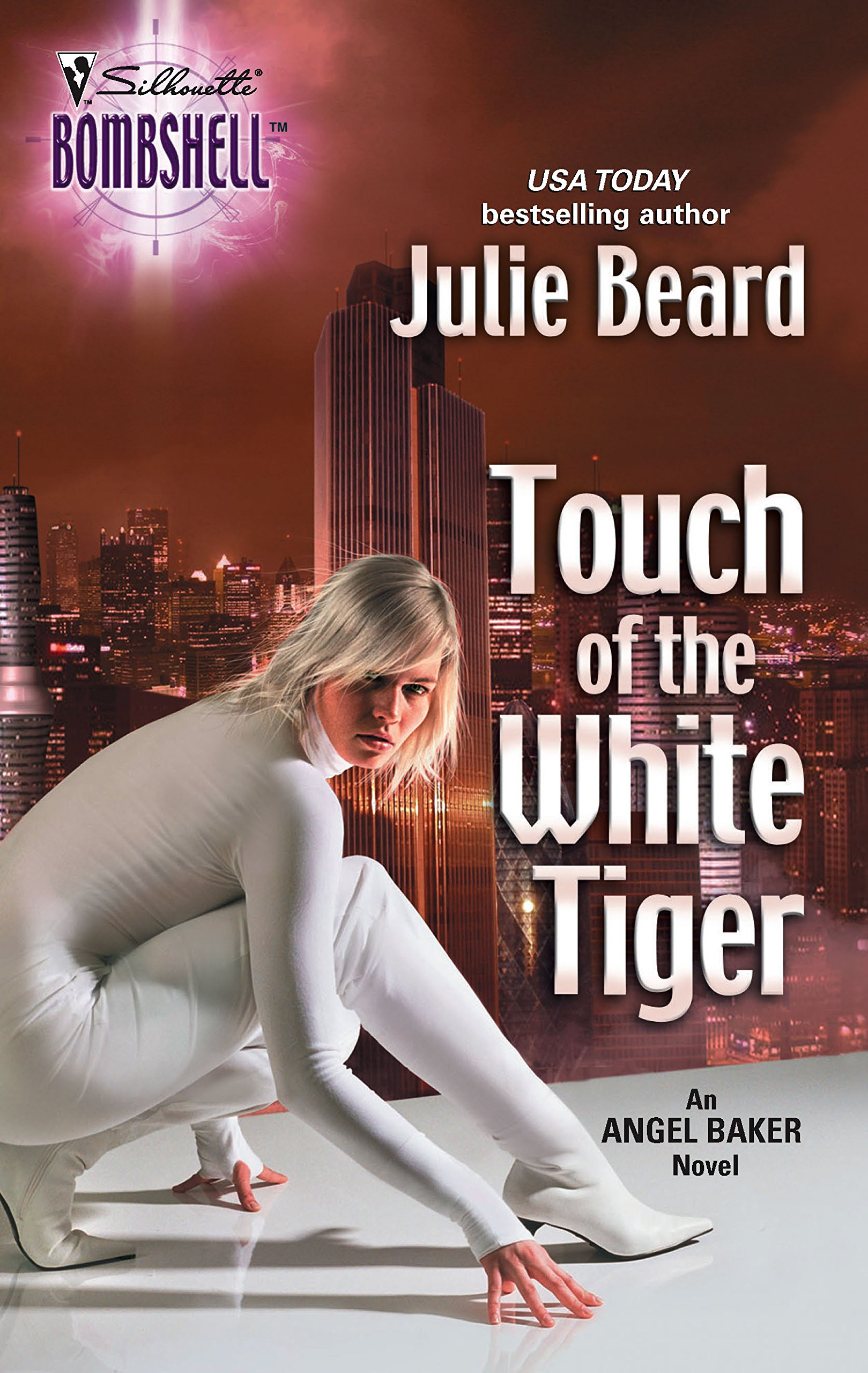 Download Touch Of The White Tiger (An Angel Baker Novel) PDF