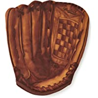 MUSTARD Baseball Oven Mitt Glove - Brown Home Run Oven Mitt