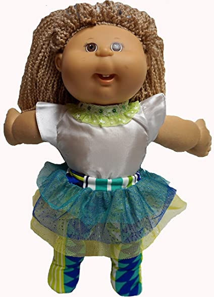 Amazon Com Check Me Out Doll Clothes Fits Cabbage Patch Kid Dolls