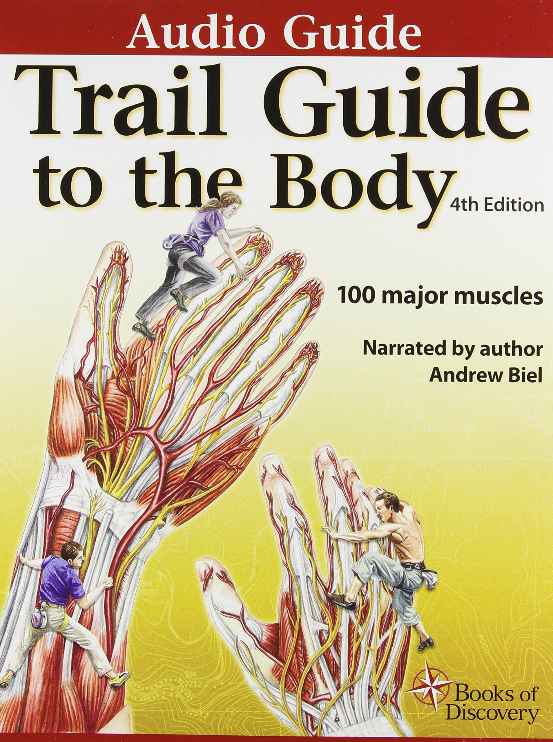 Trail guide to the body audioguide andrew biel 9780982663462 trail guide to the body audioguide andrew biel 9780982663462 amazon books fandeluxe Image collections