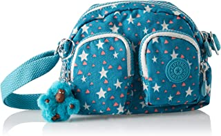 Kipling Ikene Borsa Donna Multicolore (Cool Star Boy) 6x16.5x13.5 cm K15332