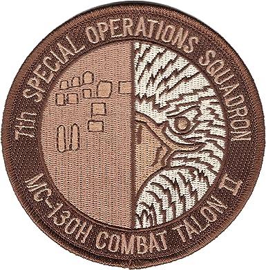 """Operation Desert Storm Patch US Flag for Biker Motorcycle vest jacket size 4/"""""""