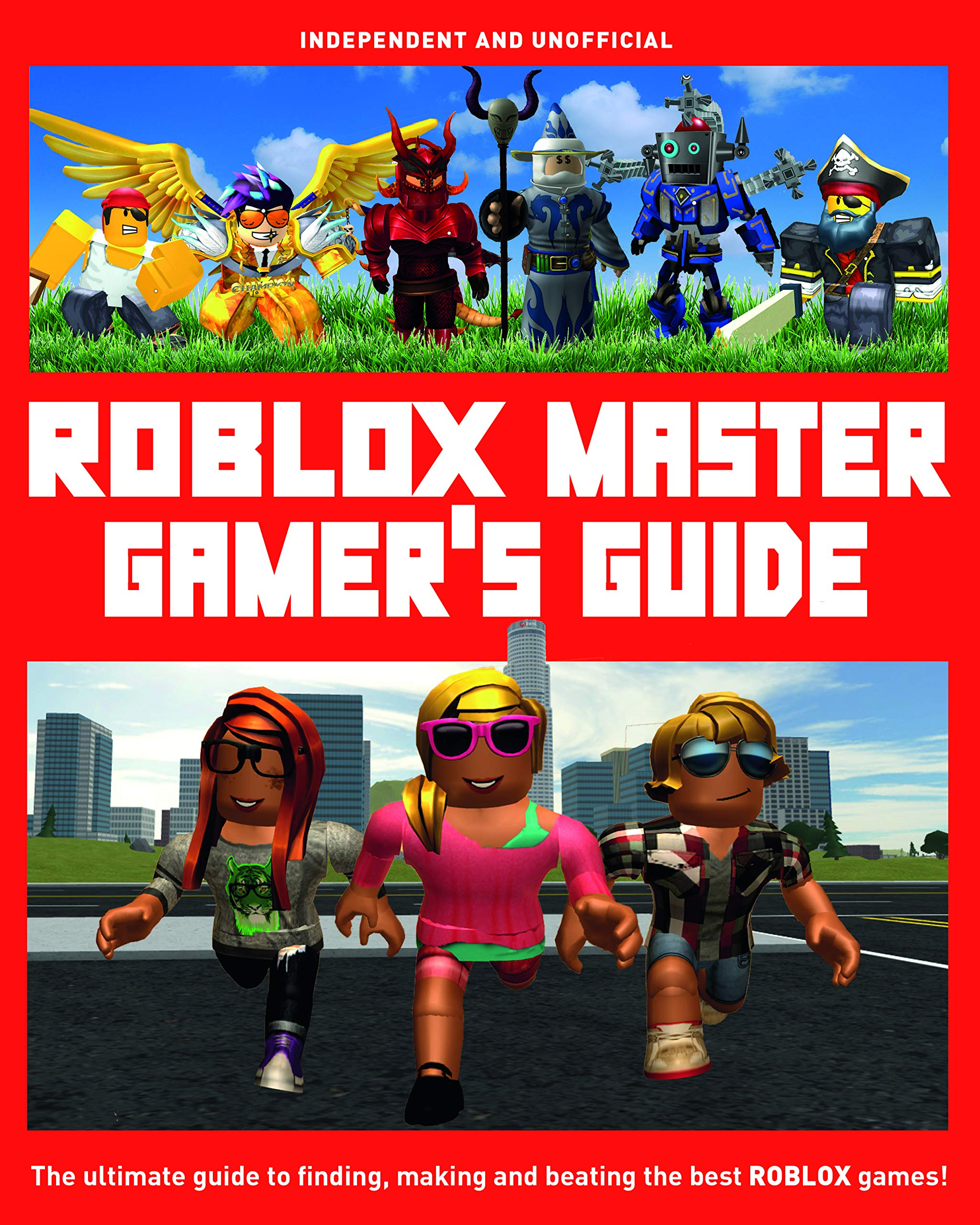 Roblox Master Gamers Guide 9781787392120 Amazoncom Books
