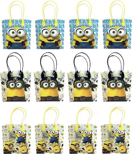 Amazon.com: Minions 2015 Bolsa de regalos Mi Villano ...