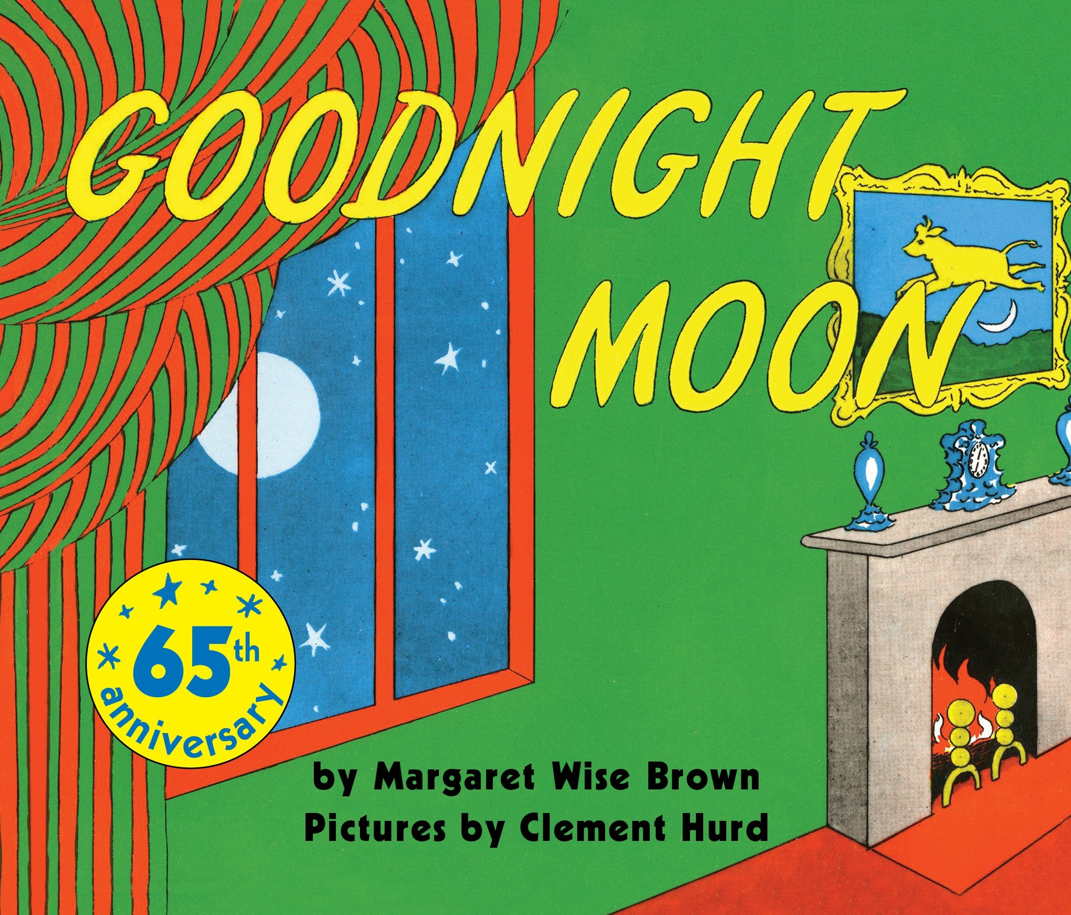 Goodnight Moon: Amazon.co.uk: Wise Brown, Margaret, Hurd, Clement: Books