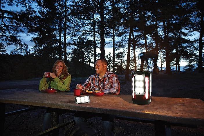 Coleman Multi-Panel LED Lantern
