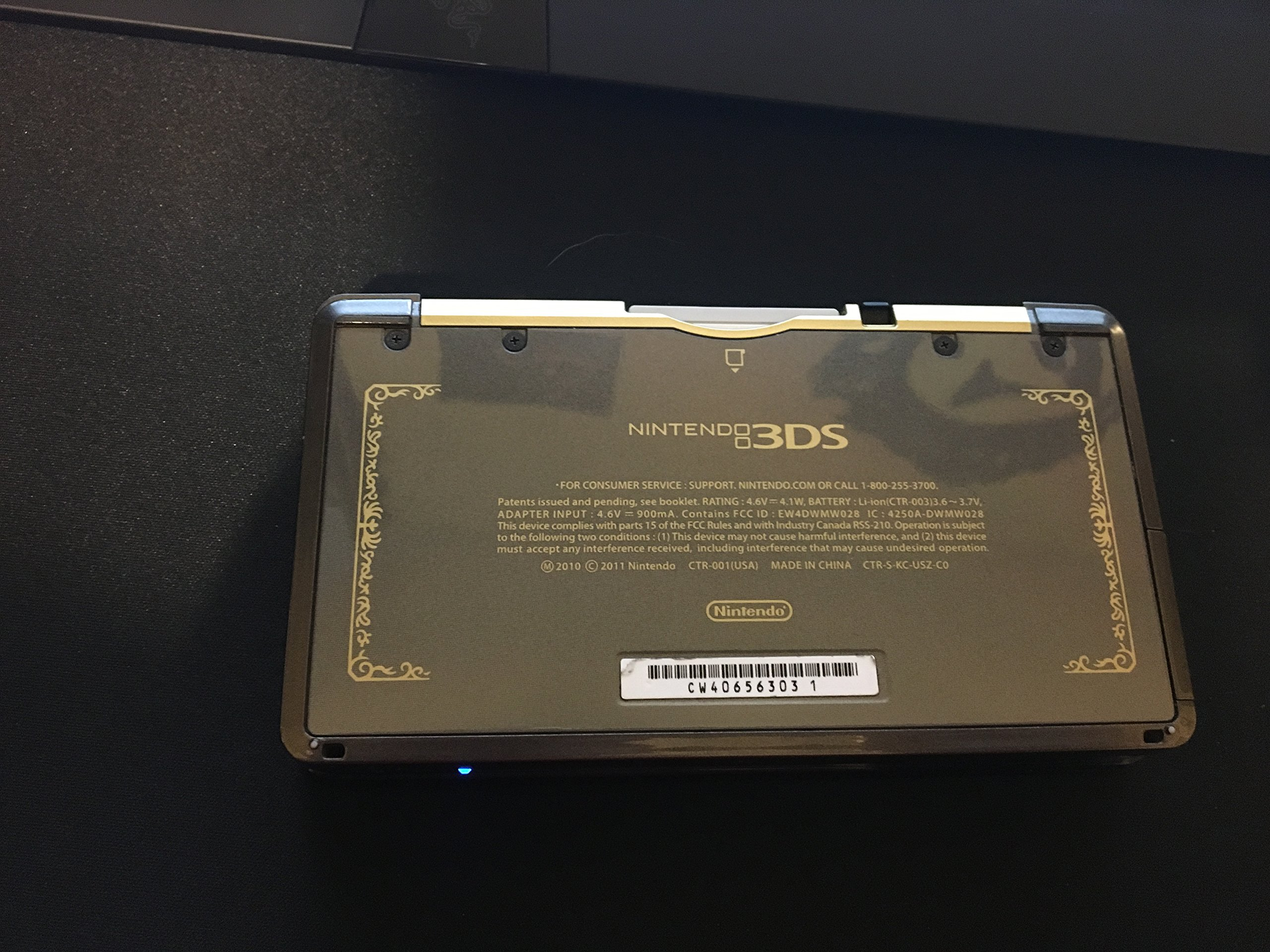 Amazoncom Nintendo DS Limited Edition With The Legend Of - Us zip code nintendo