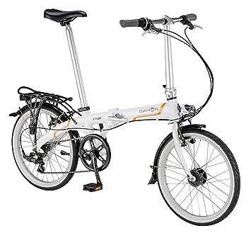 Dahon Vybe C7 A plegable bicicleta 20 pulgadas 7 velocidades