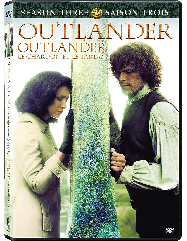 Outlander (2014) - Season 03 (Bilingual) Caitriona Balfe Sam Heughan Duncan Lacroix Tobias Menzies