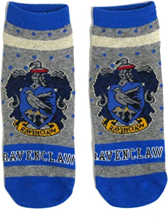 Harry Potter Ravenclaw Boys Cotton Shoe Liner Ankle Socks Kids Gift New