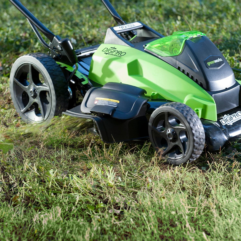 Greenworks 2501302 Lawn Mower