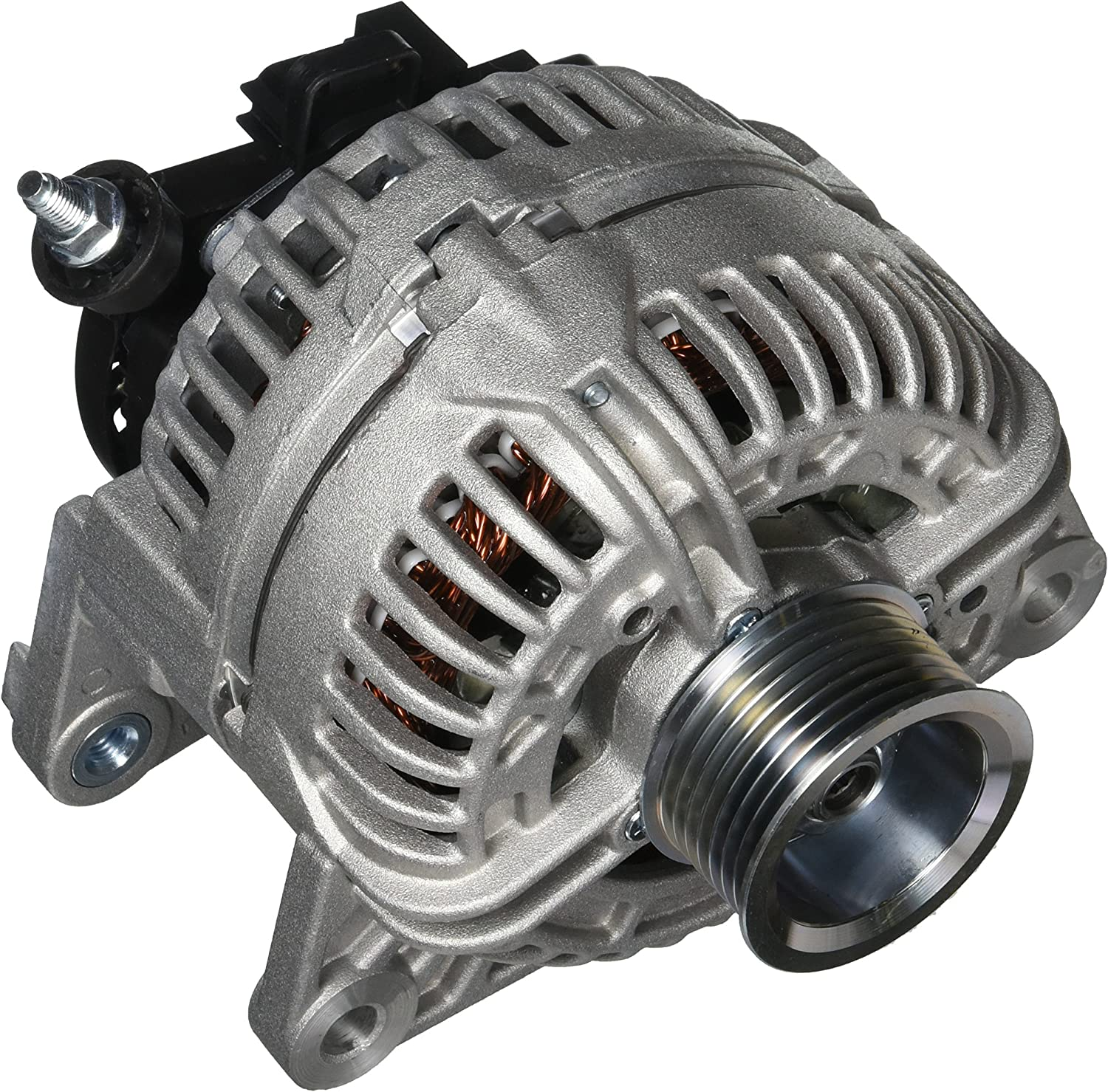 Quality-Built 11233 Remanufactured Premium Quality Alternator