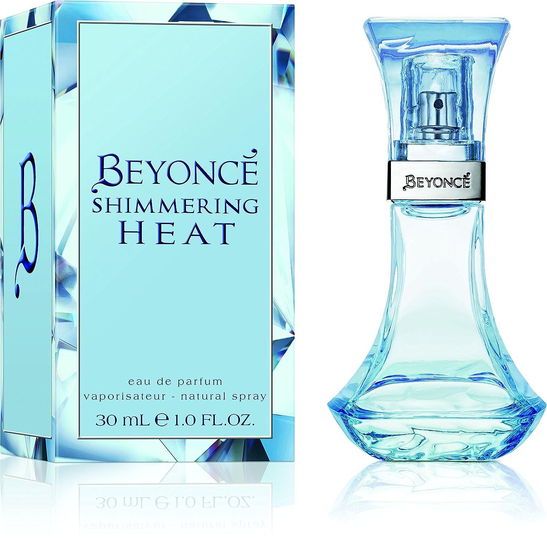 Beyonce Heat Shimmer Eau De Perfume For Her 30 Ml Amazoncouk Beauty