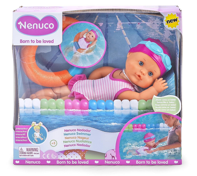 Nenuco - Nadador, (Famosa 700014071)