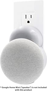 Plug-in Mount - Accessory for Google Home Mini (Gray)