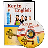 English Spoken course DVD key to English