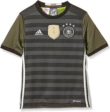 adidas UEFA EURO 2016 DFB - Camiseta para Niños: Amazon.es: Ropa y accesorios