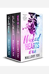 Wicked Hearts At War: The Complete Series (Books 1-3) Kindle Edition