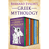 Bernard Evslin's Greek Mythology book cover
