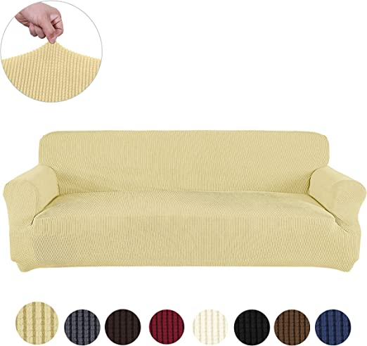 Sofa Cover Stretch Seater Couch Slipcover Easy Fit Elastic Pet Dog Cat Protector