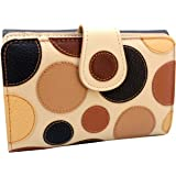 Genuine High Quality Leather Purse / Wallet for Women, Handmade in Spain, Elegantly Boxed