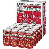 伊藤園 熟トマト (缶) 190g×20本